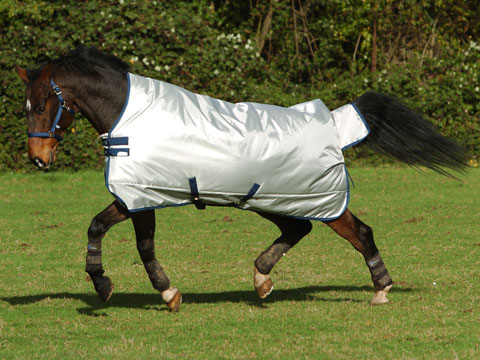 Bucas Power Turnout Rug Equestrian