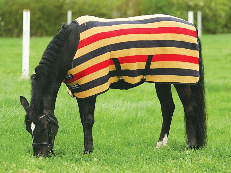 Coolers Horseware Rambo Newmarket Fleece